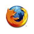 Firefox logotipas