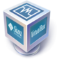 VirtualBox logotipas