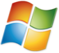 Microsoft Windows 7 logotipas